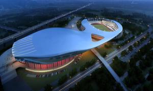 01南京青奥体育中心