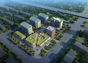 01南京软件谷智慧园商务办公项目