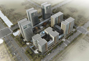 02南京新城科技园国际研发总部园