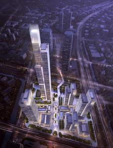 H01南京金融城二期东区