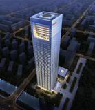 H05南京招商银行总部大楼