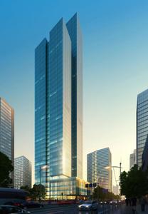 02南京金融城二期西区